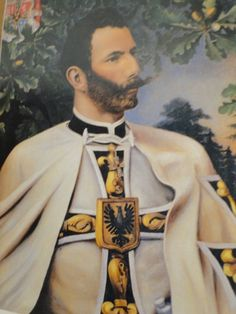 Almanach de Saxe Gotha - HI&RH Archduke Eugen of Austria-Teschen Archduke, The Grandmaster, Ferdinand, Austria, Knight, Princess Zelda, Fictional Characters, Art, Bohemia