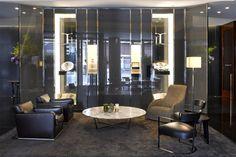 Bulgari London lobby