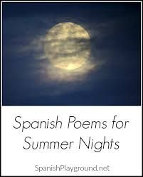 Image result for poems about summer nights