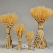 Triticum Wheat Stacks, Small - Rustic Grande Size by Curious Country Creations