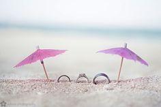 Creative Wedding Ring Photos @Modern Wedding