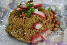 金宝糯米饭 / Lor Mai Fan (Sticky Rice in Cantonese Style) @ Kampar, Perak, Malaysia