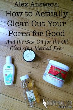 And The Best Oil for the Oil Cleansing Method Ever Skin problems can be some of the most frustrating aspects of outwardly health.  How come? Well, for one, skin problems are nearly impossible to hi...