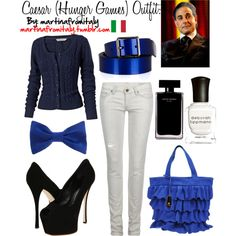 Caesar (Hunger Games) Outfit