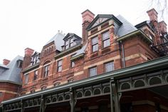Historic House Tours, Pullman Style - #Chicago