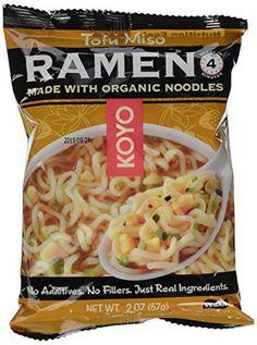 Koyo Ramen Organic Noodles #vegan