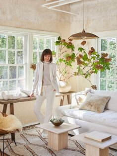 Our Cover Star Leanne Ford Renovated Her New Home the Only Way She Knows How Pittsburgh, Ford Interior, Roman And Williams, The Design Files, Living Furniture, Maine House, Interiores Design, House Tours, Room Inspiration