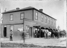 Railway Hotel, Eltham 1900 Mystic Places, New Zealand, The Past, Street View, Objects, Pictures, Image, Travel, Photos