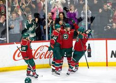 5 Things Minnesota Wild Fans Can Look Forward to this Season - http://thehockeywriters.com/5-things-minnesota-wild-fans-can-look-forward-to-this-season/