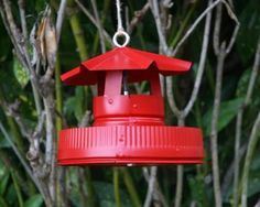 If you're one of those people who likes to stand out in the neighborhood, take note of these 10 funky bird feeders and birdhouses.