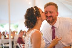 Wedding Photography - Asah Creations #cake #kiss