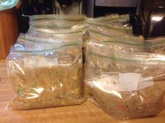 Today was homemade dog food. It costs about $10 to make. It made 16 servings for my two large breed dogs. The recipe consisted of 3 packages of frozen broccoli, cauliflower, and carrots, 1 container of steel cut oats, 1 pound of organ meat (used liver this time), 2Tbsp cinnamon, and 2 sweet potatoes. Follow cooking instructions for the oats which includes 8 cups of water plus 4 for the frozen veggies. Great for the dogs, and the best part is no preservatives with a lot of nutrients.