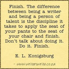 Quotable - E.L. Konigsburg - Writers Write Creative Blog