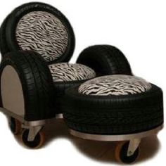 upcycled Tires