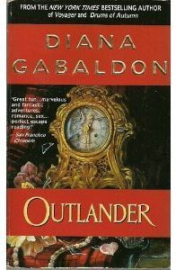 - Outlander - Diana Gabaldon When I read these books, I am positively transported someplace else. They totally consume my mind. Diana Gabaldon Outlander Series, Outlander Book, Outlander 2016, Historical Romance, Historical Fiction, Good Books, Books To Read, Drums Of Autumn, Jamie And Claire