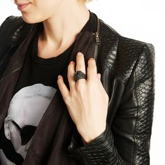 Черненое кольцо Classics 5500р