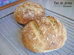 Suma de Colores: Pan de avena (Con masa madre)