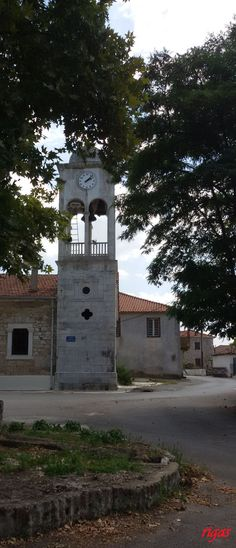 Tegea village, Arcadia, Greece