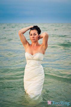 trashing the dress | Trash the Dress Photography | TTD Photo Shoot