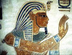Pharaoh King Ramsis III  http://cliothemuseofhistory.tumblr.com/