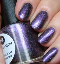 Lilypad Lacquer - Blackberry Beauty