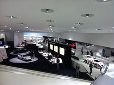 Porsche Museum, Munich, Germany
