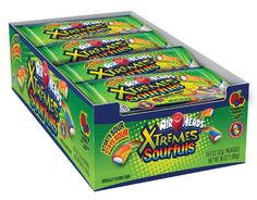Airheads Xtremes Sourfuls Candy Bag Rainbow Berry Airheads Xtremes Sourfuls Candy Bag Rainbow Berry Party Non Melting Halloween Candy Bulk 2 ounces (Bulk Pack of The post Airheads Xtremes Sourfuls Candy Bag Rainbow Berry appeared first on Halloween Candy. Chocolate Sticks, Chocolate Babies, Chocolate Coins, Melting Chocolate, Halloween Candy Bags, Halloween Party Supplies, Fini Tubes, Airheads Xtremes, Taffy Candy