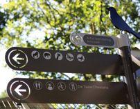 Signage Natura Artis Magistra (Zoo) - Amsterdam