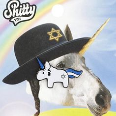 Hold on to your self-righteous hats! #Repost @shittypins  Jewnicorn!!! Available at www.shittypins.com  #enamelpin #pinstagram #lapelpin #patchgame #pingame #pingamestrong #flair #jew #jewish    (Posted by https://bbllowwnn.com/) Tap the photo for purchase info.  Follow @bbllowwnn on Instagram for great pins patches and more!