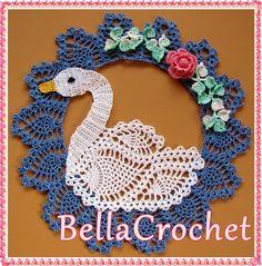 More Vintage Floral Doilies https://www.etsy.com/listing/205438785/pdf-crochet-pattern-more-vintage-floral?ref=shop_home_feat_4
