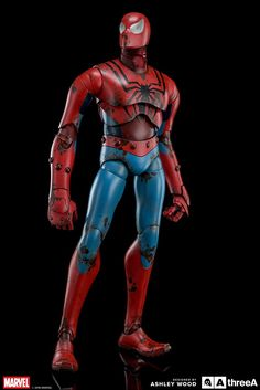 Marvel Peter Parker SPIDER-MAN Classic Edition - 1/6 Scale Figure