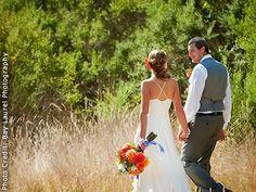 Quail Hollow Ranch County Park Felton California Wedding Venues 1