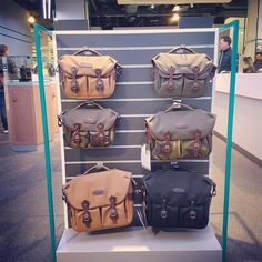 Tekzone's (in London), display of Billingham Bags. If you are nearby pop in to see them! Alternatively find your nearest retailer in our store finder! Oxford Street London, Selfridges London, London Shopping, Bag Display, West Midlands, Retail, Pop, Store, Bags