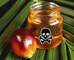 ? Пальмовое масло: уравнение с двумя известными