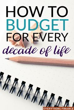 As with everything in life, your budget will have to change as you age. Find out what budgeting changes to expect at every life stage so you can prepare.