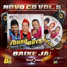 Forró Boys - Vol 5 - Vale a Pena  http://suamusica.com.br/forroboysvol5
