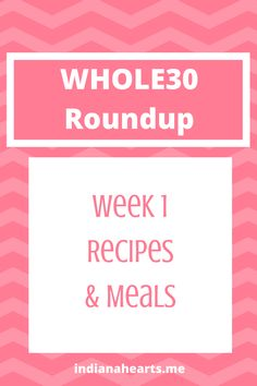Hi there and happy new year! Yup, I'm doing the #JanuaryWhole30