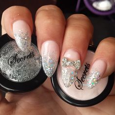 Gorgeous Bling Nails!