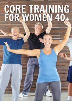 Best Core Training Exercises for Women Over 40 via @ellenblogs ad http://www.fatlosschronicles.org/walking-way-weight-loss-part-2/