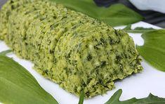 Bärlauch-Rucola-Butter