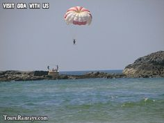 Tourist Attraction India: Best Baga Beach Goa  | travel deals For family in india