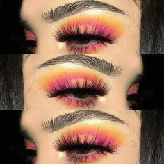 Gorgeous Makeup: Tips and Tricks With Eye Makeup and Eyeshadow – Makeup Design Ideas Makeup Eye Looks, Cute Makeup, Eyeshadow Looks, Glam Makeup, Gorgeous Makeup, Pretty Makeup, Skin Makeup, Eyeshadow Makeup, Eyeshadows