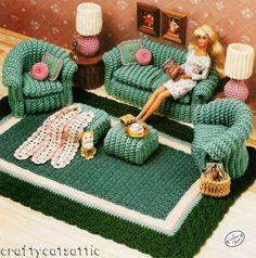 Salón muñecas