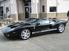 Ford GT - Wikipedia, the free encyclopedia