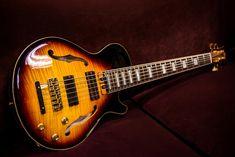 John Patitucci Custom Semi-Hollow bass | Yamaha Guitars Artist Blog