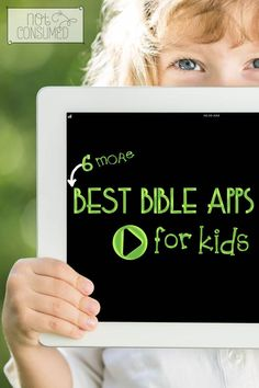 There are thousands of amazing apps out there. How do you pick the best ones for your kids? By suggestions from your friends, of course. Check out our list of best Bible apps for kids!