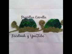PUNTILLA U ORILLA DE GUSANITOS - YouTube