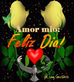 Amor Mio •ღೋεїз: Buen Dia
