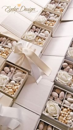 Wedding Gifts For Guests, Beach Wedding Favors, Wedding Favor Boxes, Wedding Cards, Wedding Invitations, Bridal Shower, Baby Shower, Creative Gifts, Wedding Designs