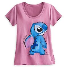 Stitch Tee for Women from Disney Store for $19.95